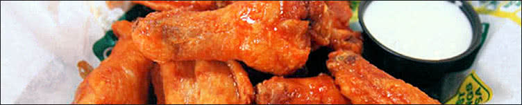 Atomic Hot Wings Challenge