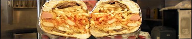 Fat Sandwich Challenge