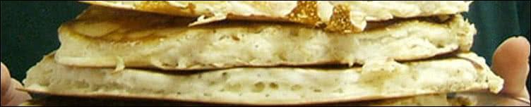 Four Pound Pancake Challenge