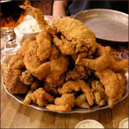 Fried Chicken Challenge