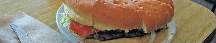 The Sasquatch Hamburger Challenge